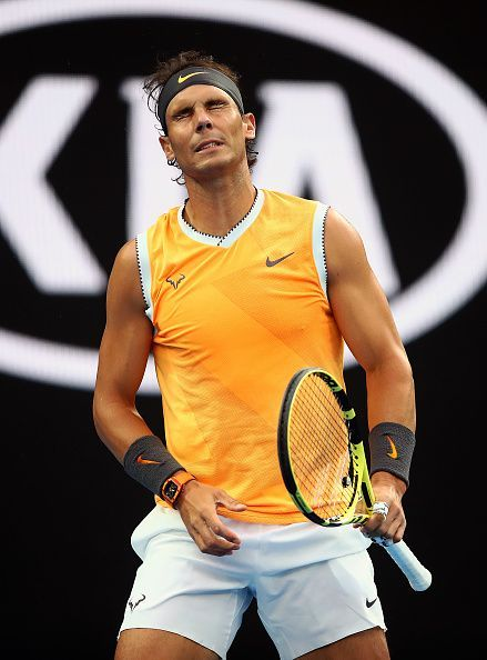 Disappointing defeat for Nadal
