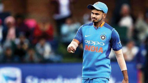 Shreyas Iyer had a disappointing season in IPL 2018
