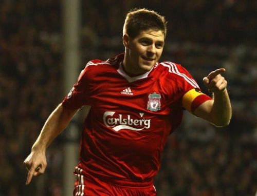 Steven Gerrard was supposed to move to Chelsea in the summer of 2005