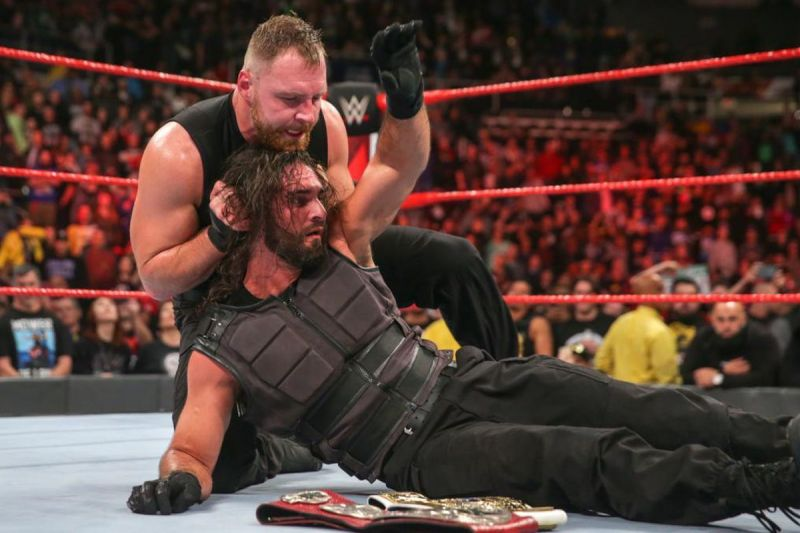 WWE News: Dean Ambrose sells Seth Rollins' finisher for 15