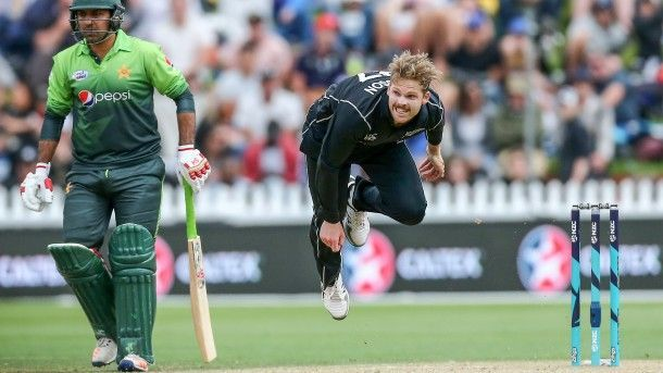Image result for Lockie Ferguson NZ ODIs
