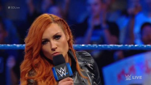 Becky Lynch will face Ronda Rousey in the main event of WrestleMania 35