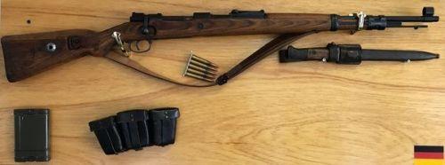 KAR 98 - Sniper