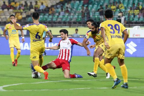 Kerala looked like a different side [Image: ISL]