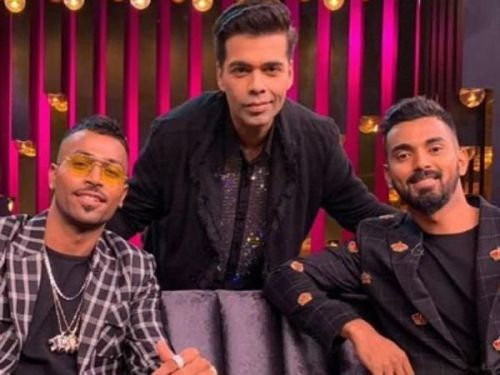 The show that got Pandya and Rahul into trouble