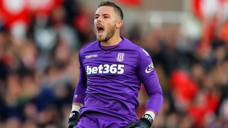 Jack Butland is a realistic target for Arsenal
