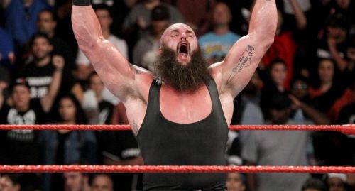 Braun Strowman is getting heat from Twitter users