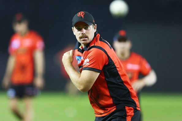 Melbourne Renegades BBL Team Shoot