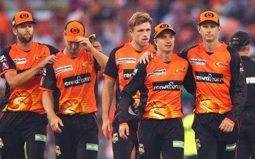 Perth Scorchers eye revival against new look Stars.