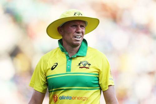 Australian pacer Peter Siddle