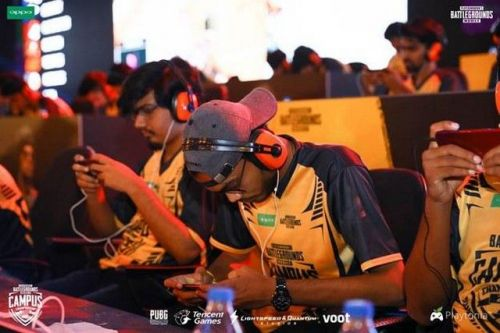 OFFICAL PUBG MOBILE TOURNAMENTS
