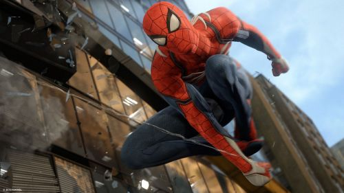 Marvel's Spider-Man (Image Courtesy: Insomniac Games/Sony Interactive Entertainment)