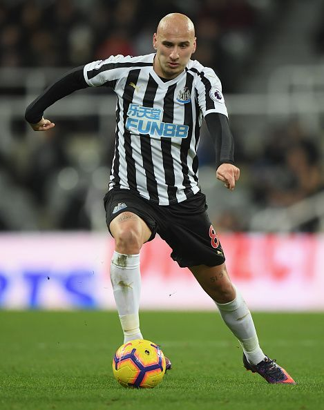 Shelvey has had an injury-marred season so far for the Magpies