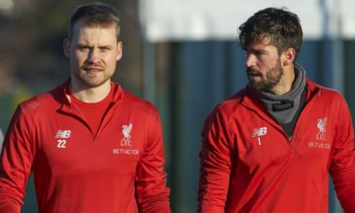 Liverpool's goalkeepers