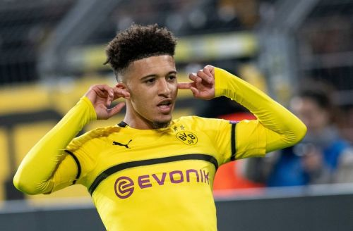 Sancho is having a tremendous season thus far at Borussia Dortmund