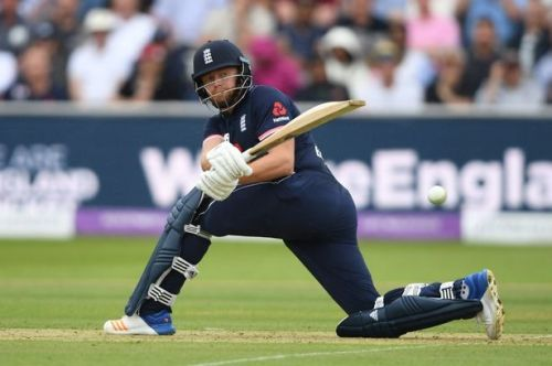 Bairstow has cemented his place in England's ODI side