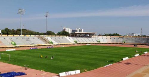 Jawaharlal Nehru Stadium Coimbatore