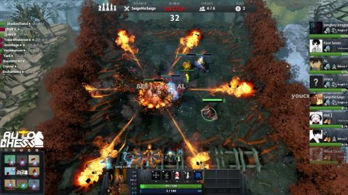 Image result for dota 2 auto chess