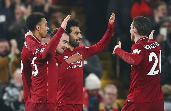 Liverpool are the favorites to win the Premier League this season