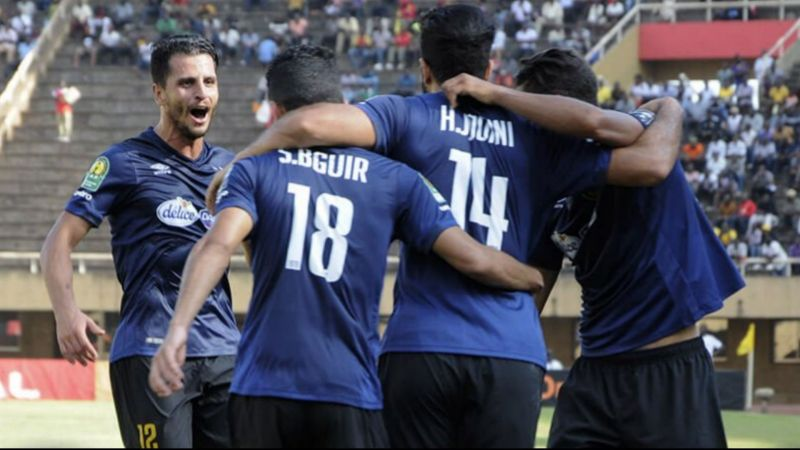 Caf Champions League Review Holders Es Tunis Salvage Last Gasp Draw