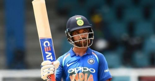 Ajinkya Rahane should bat at number 4