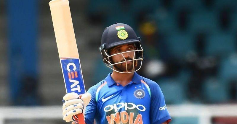Ajinkya Rahane should bat at number 4