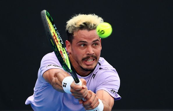 Alex Bolt defeated Gilles Simon in a thrilling five-setter