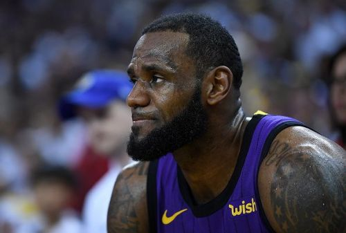 The Lakers are coming off a loss against the Utah Jazz