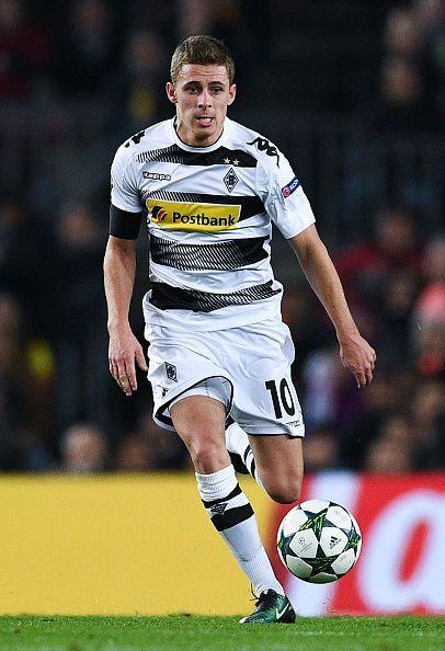 Thorgan Hazard has been in excellent form this season