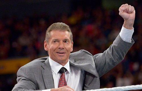Vince McMahon - master storyteller, but sometimes a little crazy
