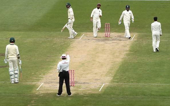Australia v India - 4th Test: Day 4