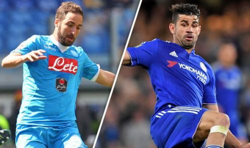 Higuain could be the next Diego Costa for Chelsea