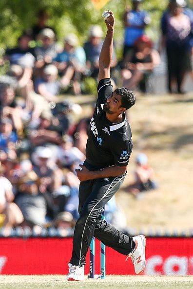 Ish Sodhi has been a good bowler for New Zealand