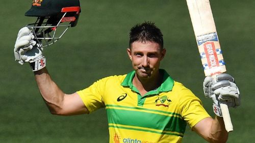 Shaun Marsh was simply outstanding