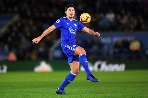 The English international is fit and available for Leicester City