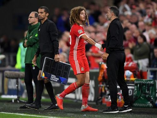 Wales manager Ryan Giggs has shown faith in Ethan Ampadu since his appointment