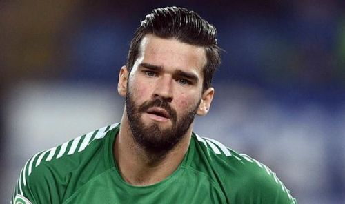 Alisson Becker has been a wonderful signing for Liverpool