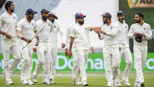 India vs Australia at MCG