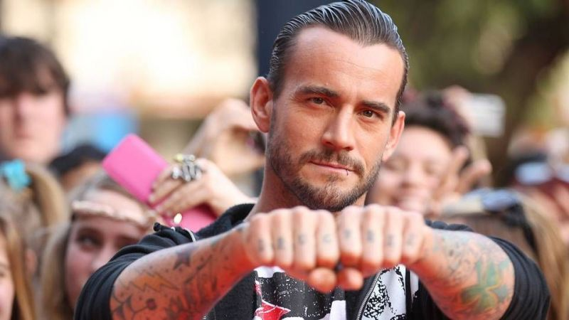CM Punk- The Best in the World