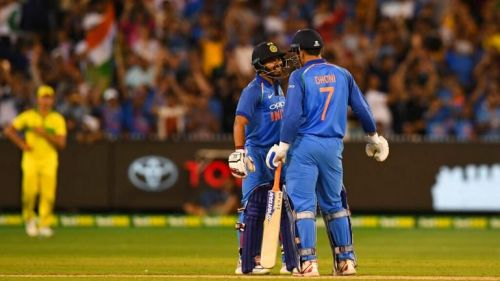 MS Dhoni and Kedar Jadhav have played a pivotal role in finishing games for India