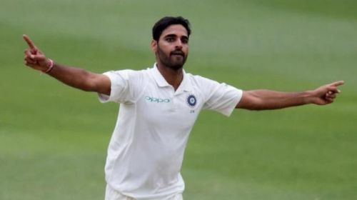 Bhuvneshwar Kumar could have been a key player to make it 3-1 in this series.
