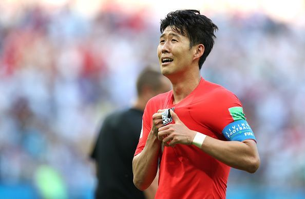 Explained  Why Son Heung-Min is available for Manchester United ... a9bbfbad8