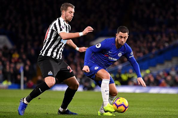 Hazard to Madrid is a big possibility