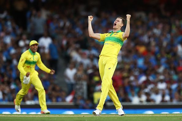Australia Vs India 2019 Hosts Name Playing Xi For 3rd Odi