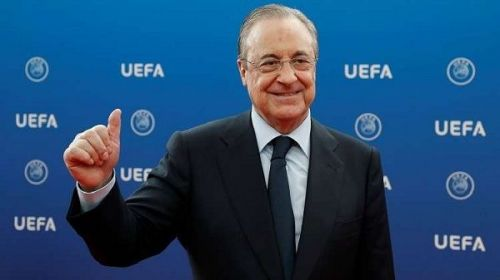 Florentino Perez is all set to pull Real Madrid out of their slump