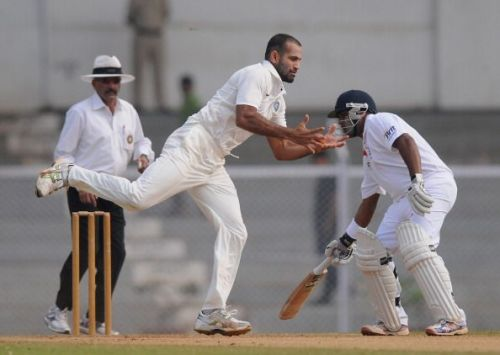 England v India 'A' - Day Three