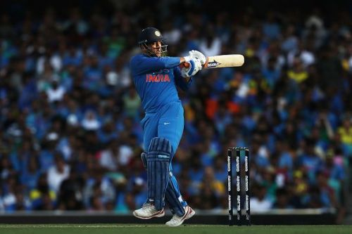 MS Dhoni is a like a guiding light to the Indian Cricket Team.