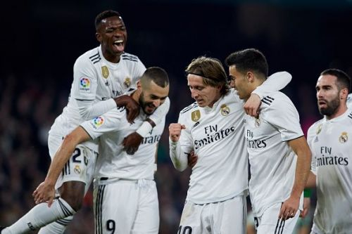 Real Madrid will be delighted by the superstar's comment