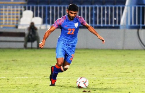 Anas Edathodika previously announced his retiremnet after India's exit from the 2019 AFC Asian Cup