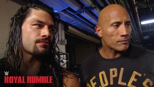 Unfortunately, Reigns won't be at the Royal Rumble